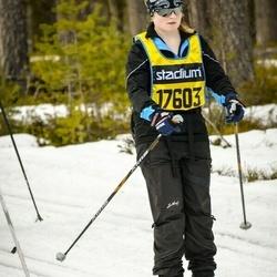Skiing 90 km - Ida Holmer (17603)