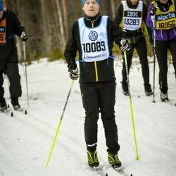 Skiing 90 km - David Wittlock (10089)