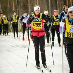 Skiing 90 km - Klara Käll (17999)