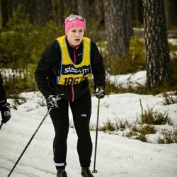 Skiing 90 km - Agnes Karlsson-Pyk (18616)