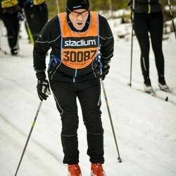 Skiing 90 km - Hans Bengtsson (30087)