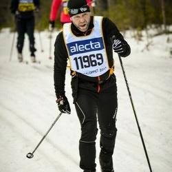 Skiing 90 km - Åke Adolfsson (11969)