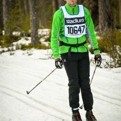 Skiing 90 km - Johan Florell (10647)