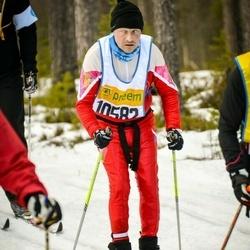 Skiing 90 km - Göran Ren Sjöbeck (10582)