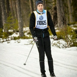 Skiing 90 km - Mats Lövgren (11065)