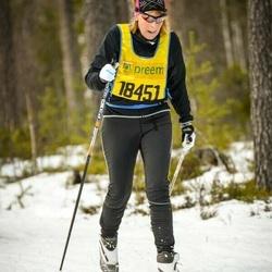 Skiing 90 km - Eva Andreasson (18451)