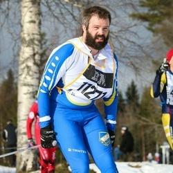 Skiing 90 km - Daniel Haarala (11271)