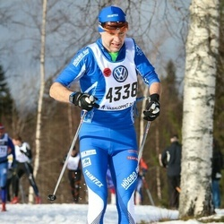 Skiing 90 km - David Wijk (4338)