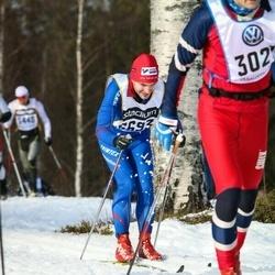 Skiing 90 km - Christian Bjernér (6693)
