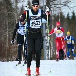 Skiing 90 km - Henrik Jernström (3852)