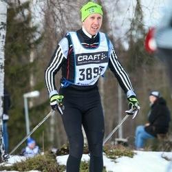 Skiing 90 km - Henrik Jaensson (3893)