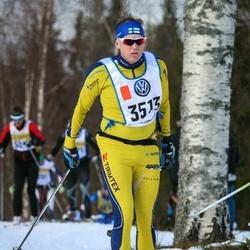 Skiing 90 km - Marko Löija (3513)