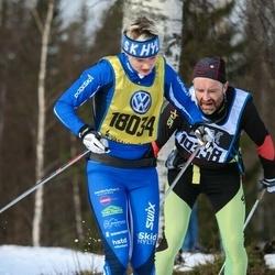 Skiing 90 km - Anna Johansson (18034)