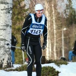 Skiing 90 km - Thomas Hylander (4143)
