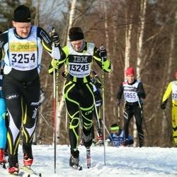 Skiing 90 km - David Gustavsson (13243)