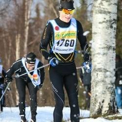 Skiing 90 km - Andreas Bertilsköld (4760)