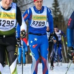 Skiing 90 km - Anders Bergvall (3709)