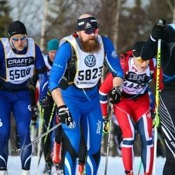Skiing 90 km - Anders Wonka Holm (5823)