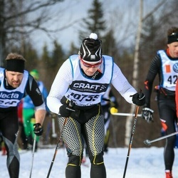 Skiing 90 km - Raul Köster (10735)