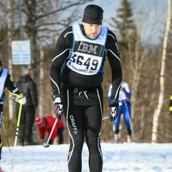 Skiing 90 km - Henrik Jansson (3649)