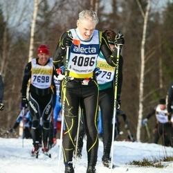 Skiing 90 km - Göran Hillgren (4086)