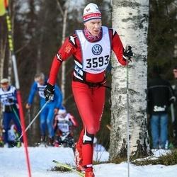 Skiing 90 km - Eirik Liland (3593)