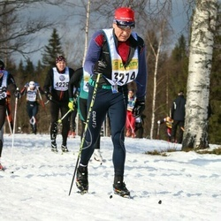 Skiing 90 km - Henrik Dellborg (3274)