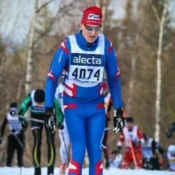 Skiing 90 km - David Pettersson (4074)