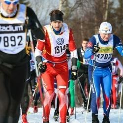 Skiing 90 km - David Smahel (13148)