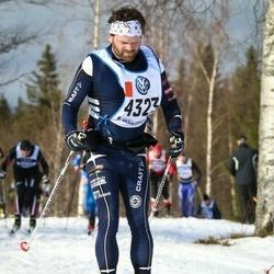 Skiing 90 km - Andreas Davidson (4323)