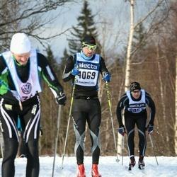 Skiing 90 km - Christoffer Ericsson (4069)
