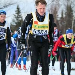 Skiing 90 km - Christian Josefsson (5364)