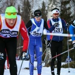 Skiing 90 km - Arne Ytre (4309)
