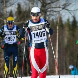 Skiing 90 km - Holger Meichsner (1406)