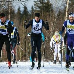 Skiing 90 km - Anders Wadman (4234)