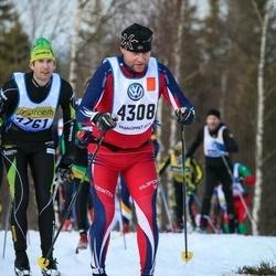 Skiing 90 km - Henrik Hermansson (4308)