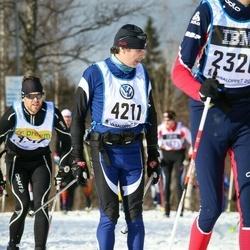 Skiing 90 km - Jaroslav Krejci (4211)