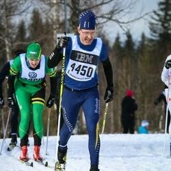 Skiing 90 km - David Strandh (4450)