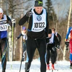 Skiing 90 km - Andreas Ekbladh (10122)