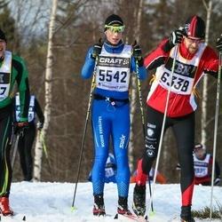 Skiing 90 km - Didrik Eriksson (5542)