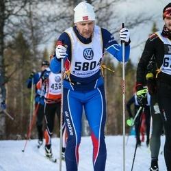 Skiing 90 km - Henrik Persson (5804)