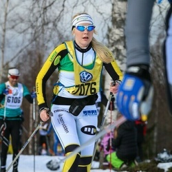 Skiing 90 km - Jennifer Elffors (17076)