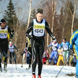 Skiing 90 km - Christian Haar (4642)