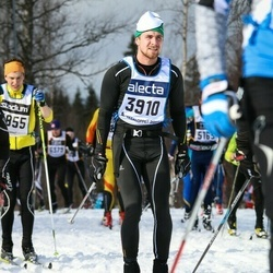 Skiing 90 km - Axel Andersson (3910)