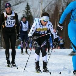 Skiing 90 km - Arno Longa (3214)