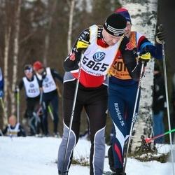Skiing 90 km - Dirk Hoffmann (5865)