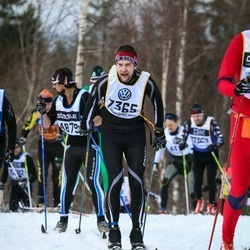 Skiing 90 km - Fredrik Wernersson (7365)