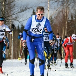 Skiing 90 km - Anders Fryxell (4263)