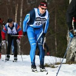 Skiing 90 km - Ola Engelbrekts (4896)