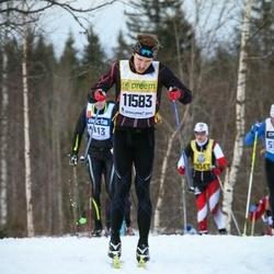 Skiing 90 km - Rickard Ohlsson (11583)
